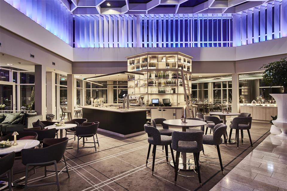 Gothia Towers Hotel Upper House Dining Skybar & Lounge