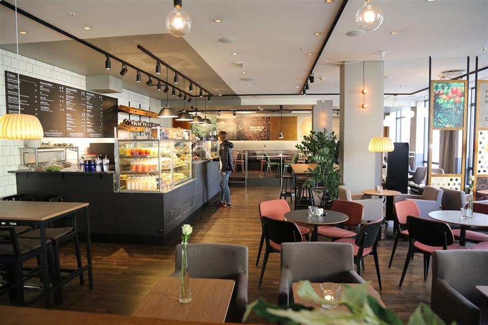 First Hotel Atlantica Café