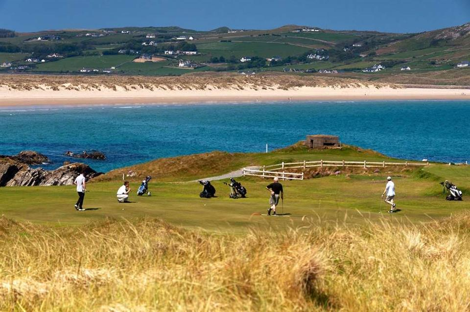 Arnolds Hotel Golfing