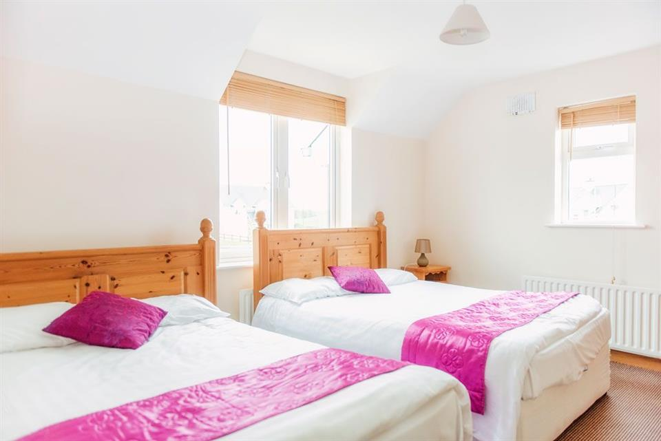 Duncarbury Holiday Home Bedroom