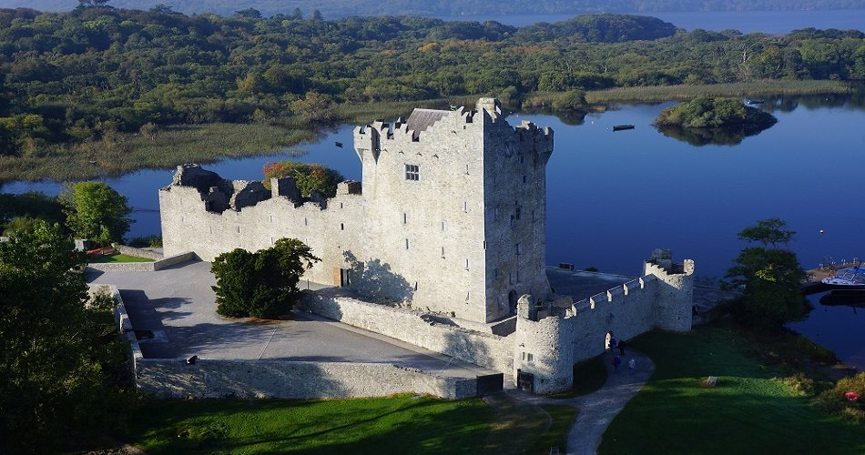The Heights Hotel Killarney Ross Castle