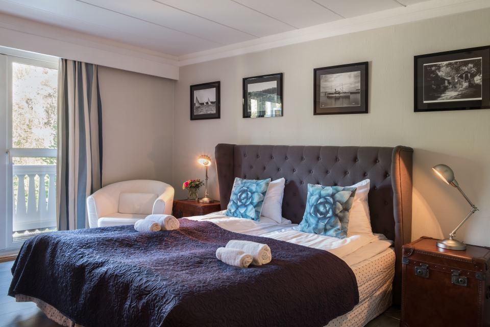 Unike Hankø Hotell & Spa Room