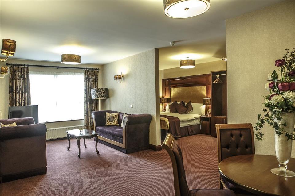 The Mount Errigal Hotel Suite