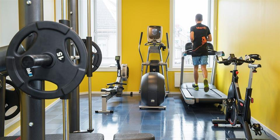Thon Hotel Nidaros Gym