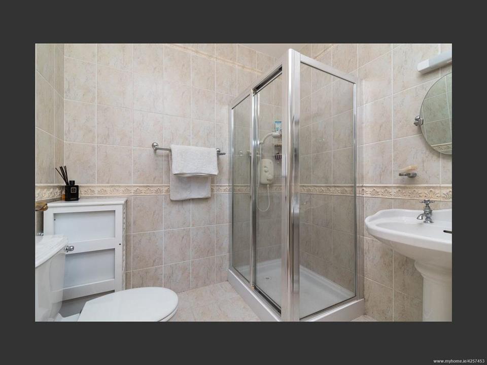 Woodfield House Shower