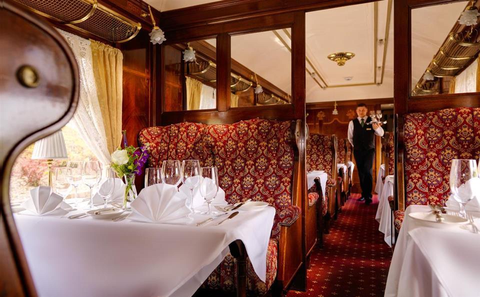 Glenlo Abbey Hotel Pullman Restaurant