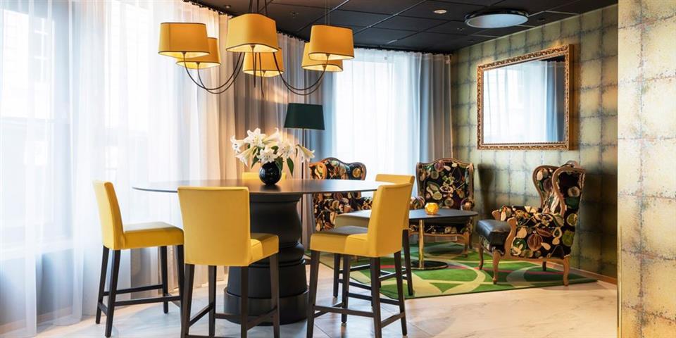 Thon Hotel Stavanger Lobby
