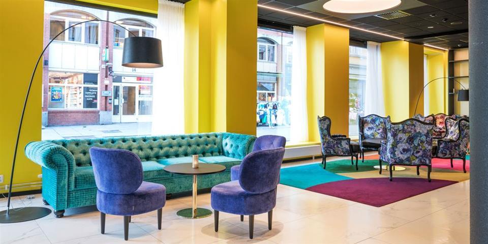 Thon Hotel Spectrum Lobby