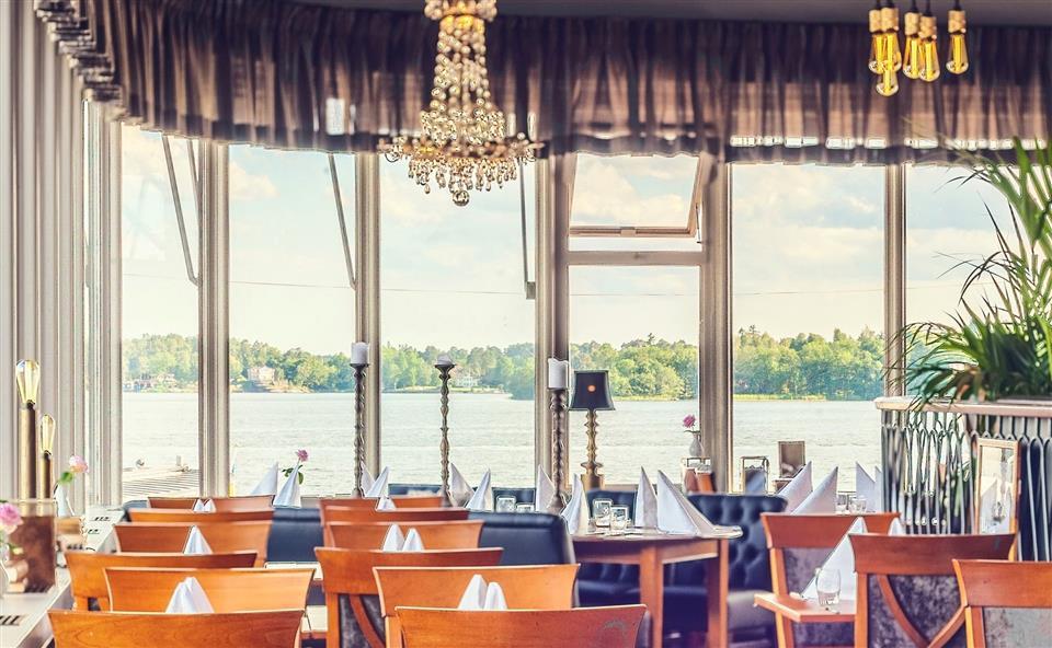 Waxholms Hotell - Vaxholm Matsal