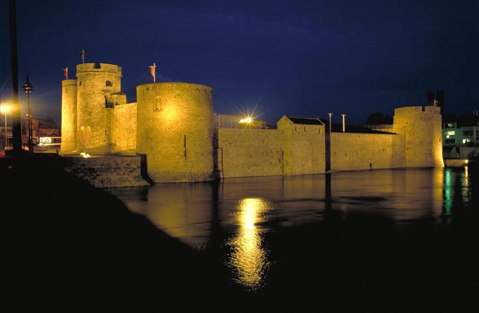 Limerick City Hotel King Johns Castle