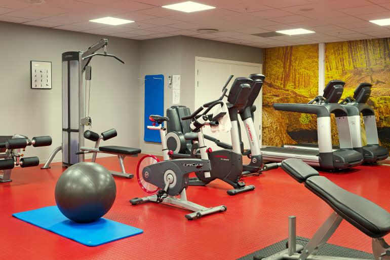 Scandic Fornebu Gym