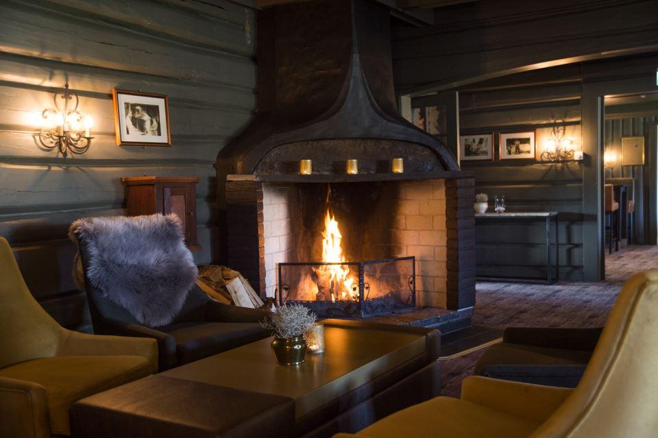 Geilo Hotel Lounge