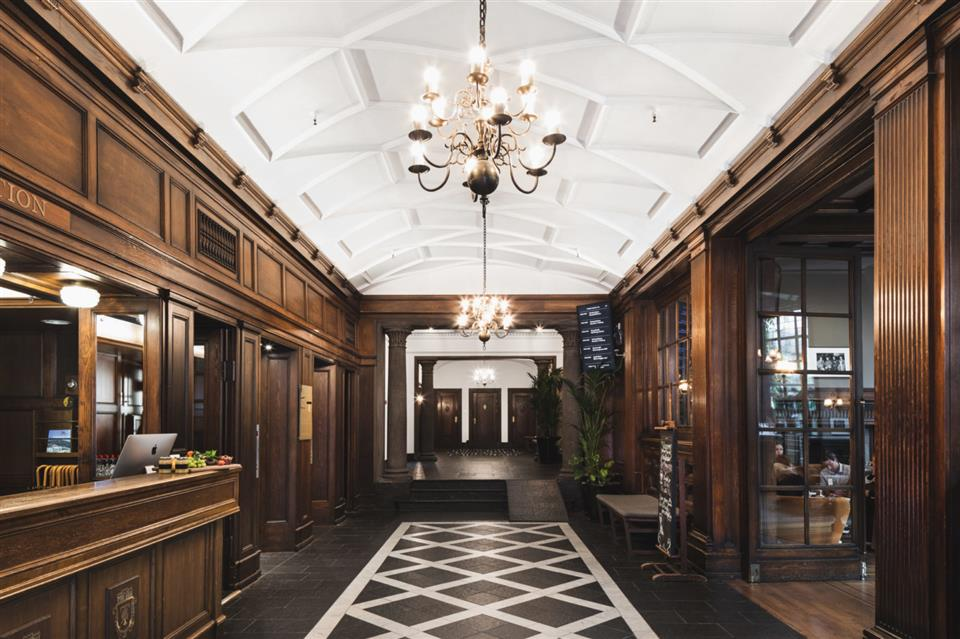 Grand Terminus Lobby