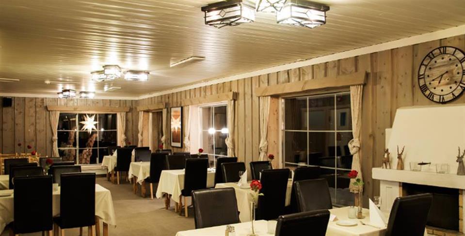 Kvitfjell Hotel AS Restaurang