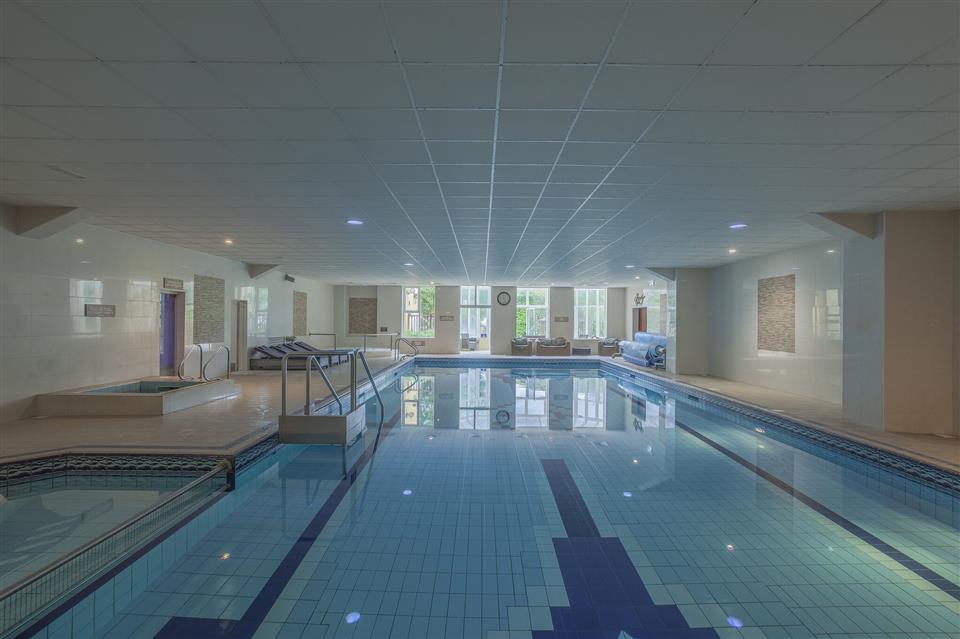 Carrickdale Hotel & Spa Pool