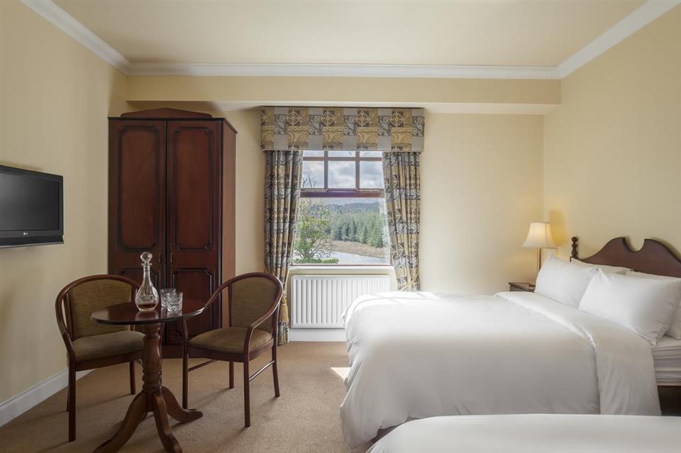Gweedore Court Hotel Bedroom