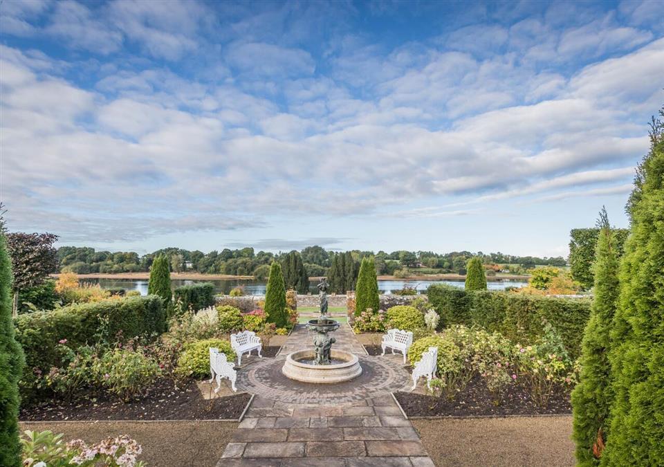 Lough Rynn Castle Gardens