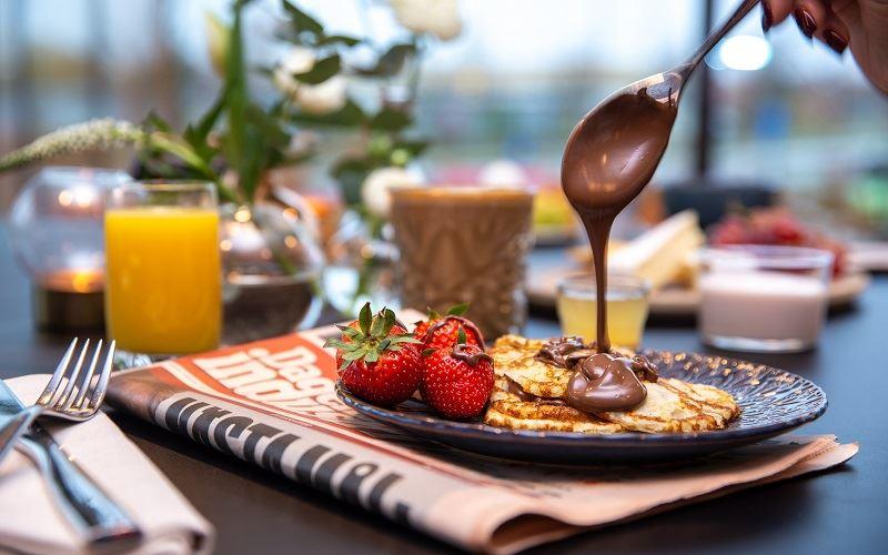 Radisson Blu Hotel Lund Frukost
