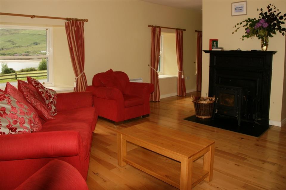 Aashelagh Cottages lounge