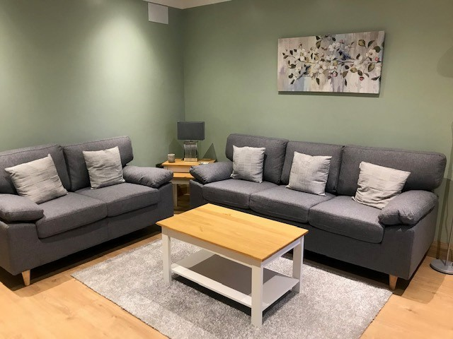 Esker Lodge Sitting Room