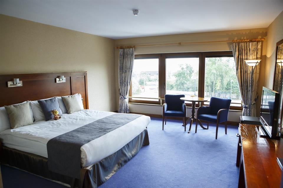 The Mount Errigal Hotel Bedroom