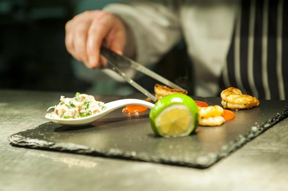 MCGrorys Hotel Food