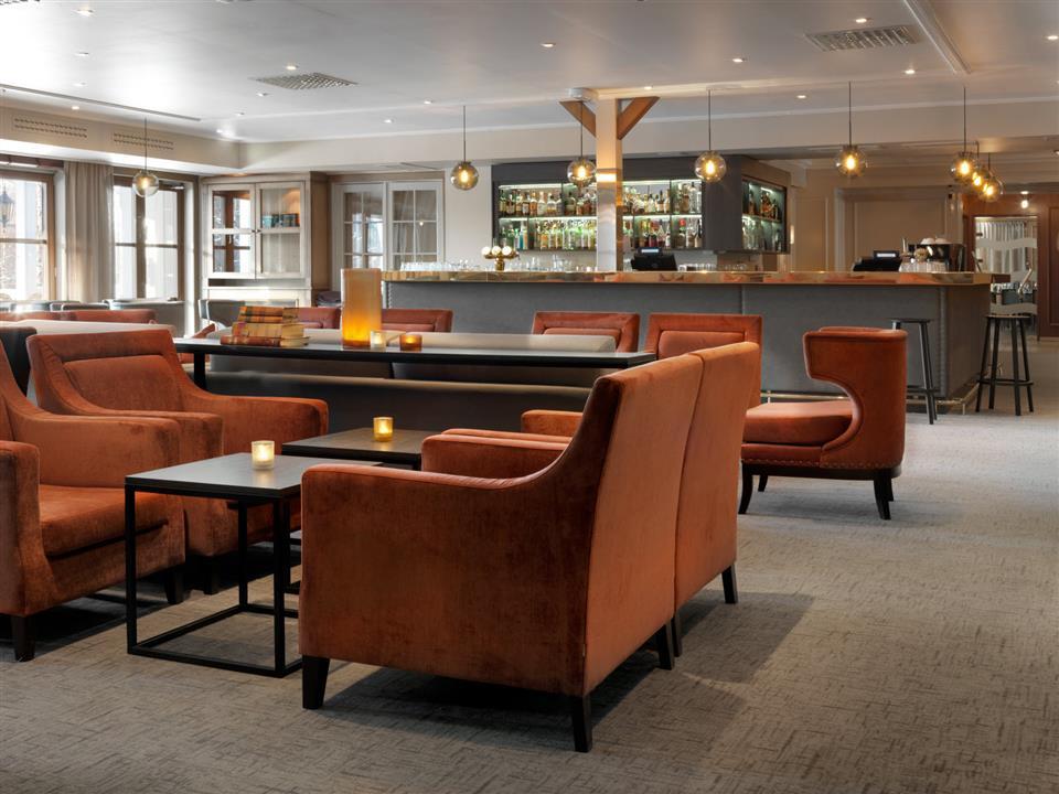Scandic Lillehammer Hotel Detalj Bar