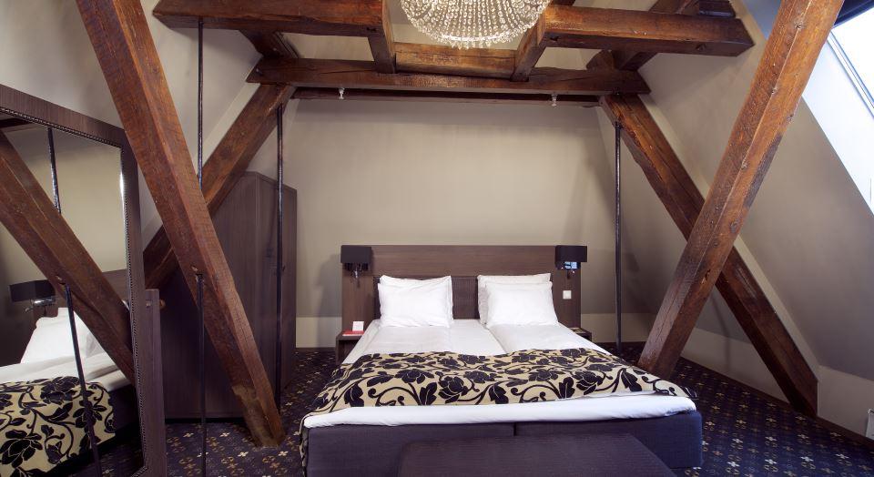Banken Hotel Superior room
