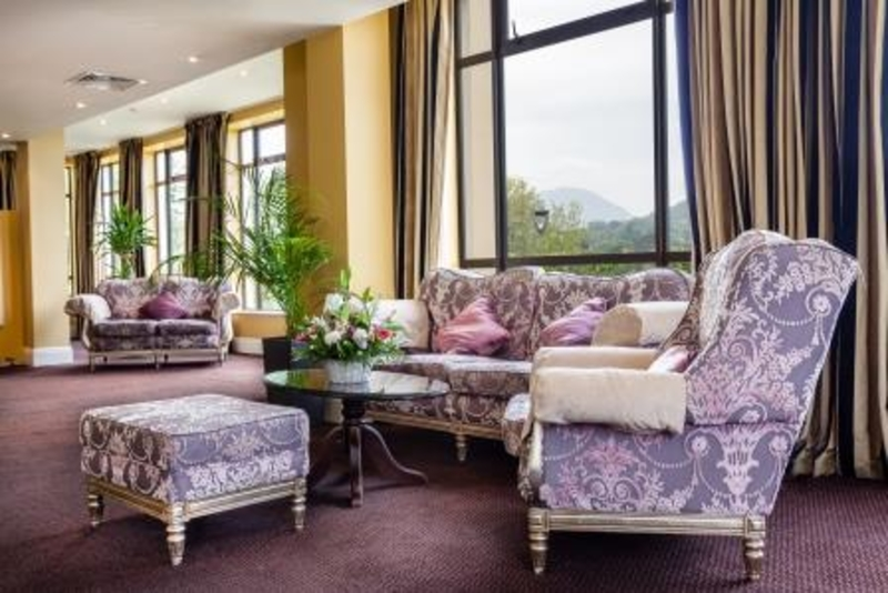 Kenmare Bay Hotel Lounge