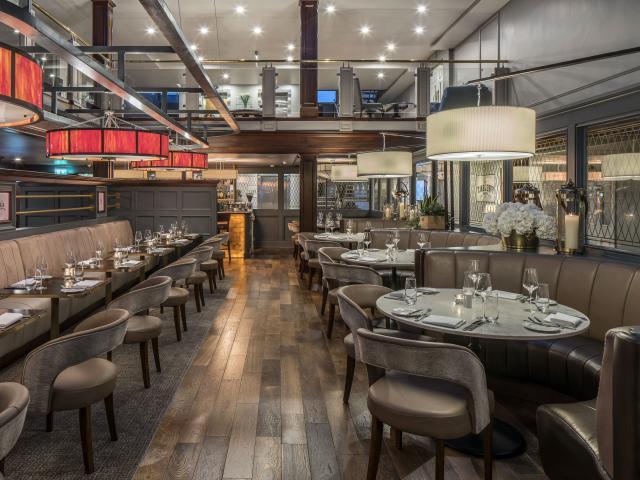 The Johnstown House Hotel Restaurant