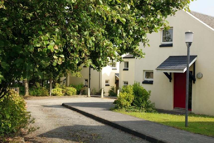 Carraroe Holiday Cottages exterior