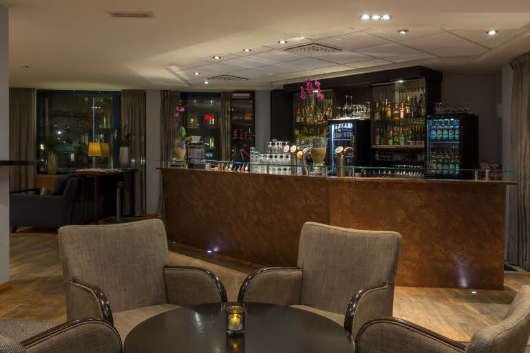 Scandic Sunnfjord Hotel & Spa Bar