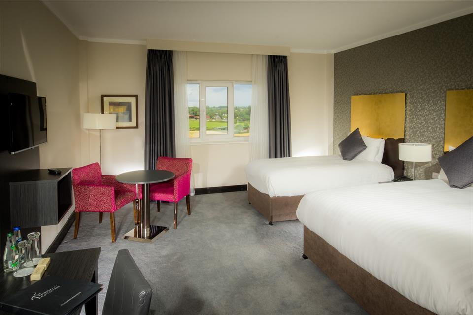 Talbot Hotel Carlow Bedroom