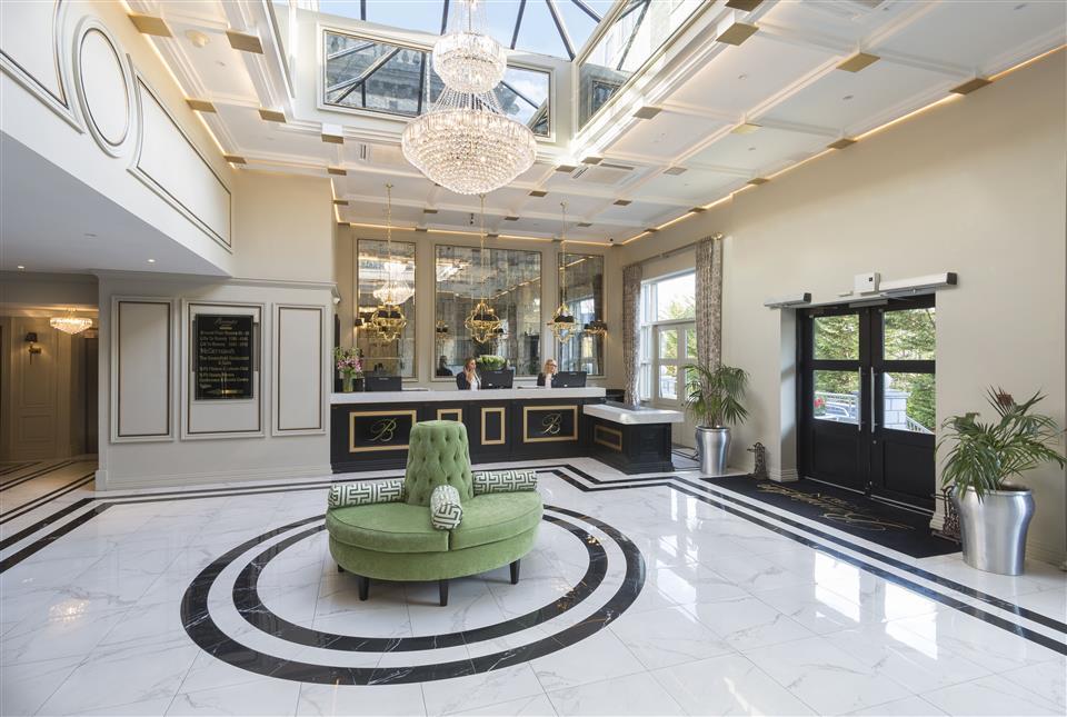 Bonnington Dublin Hotel & Leisure Centre lobby