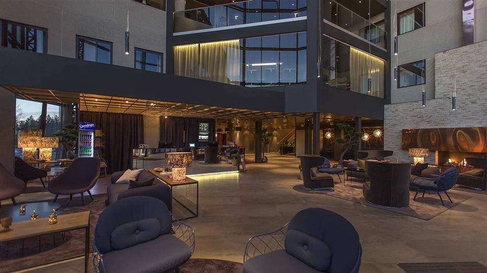 Hotell Södra Berget Lounge