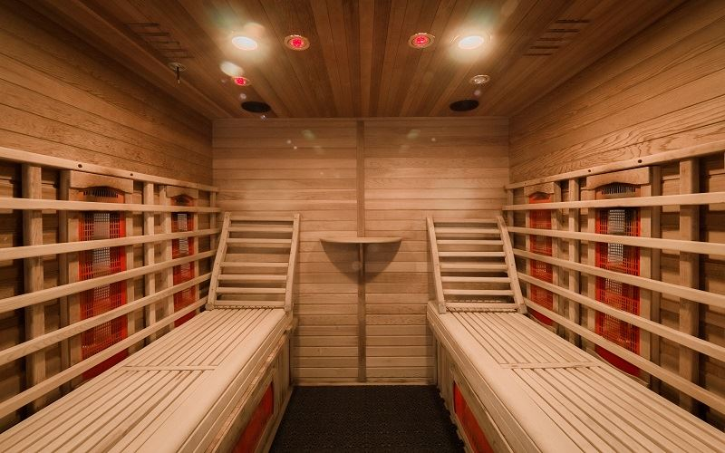 Nordfjord Hotell Sauna