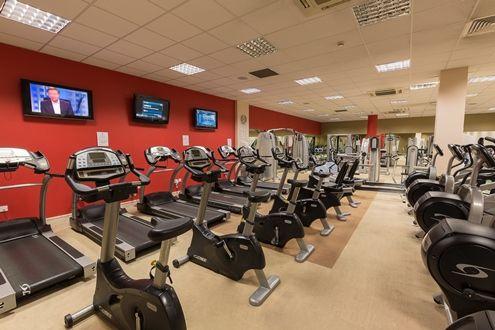 The Killeshin Hotel Gym