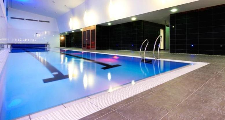 Clayton Hotel Galway Swimming Pool