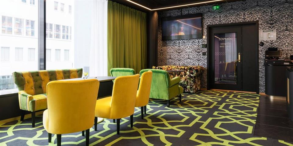 Thon Hotel Stavanger Lounge