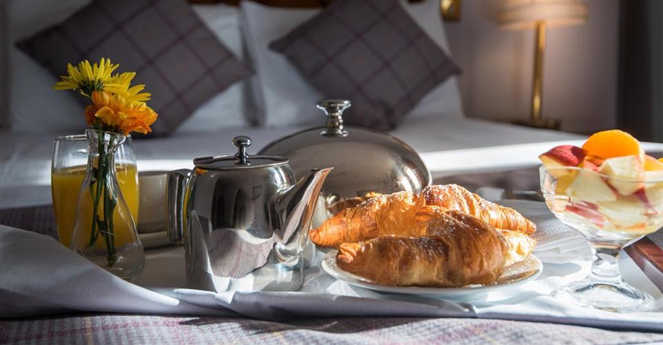 Villa Rose Hotel & V Spa Breakfast