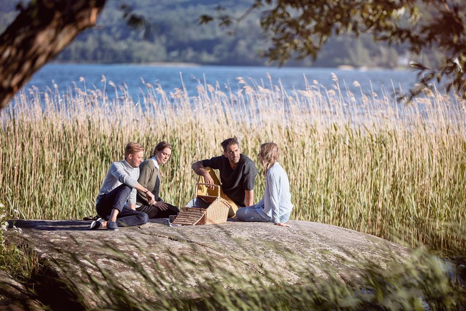Aspenäs Herrgård Miljö