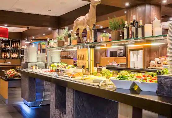 Radisson Blu Resort Trysil Frukostbuffé