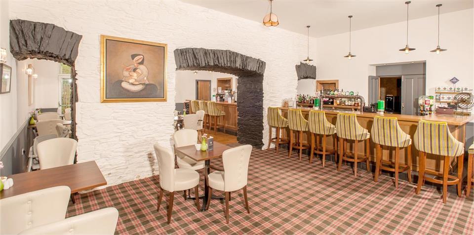 Beara Coast Hotel bar