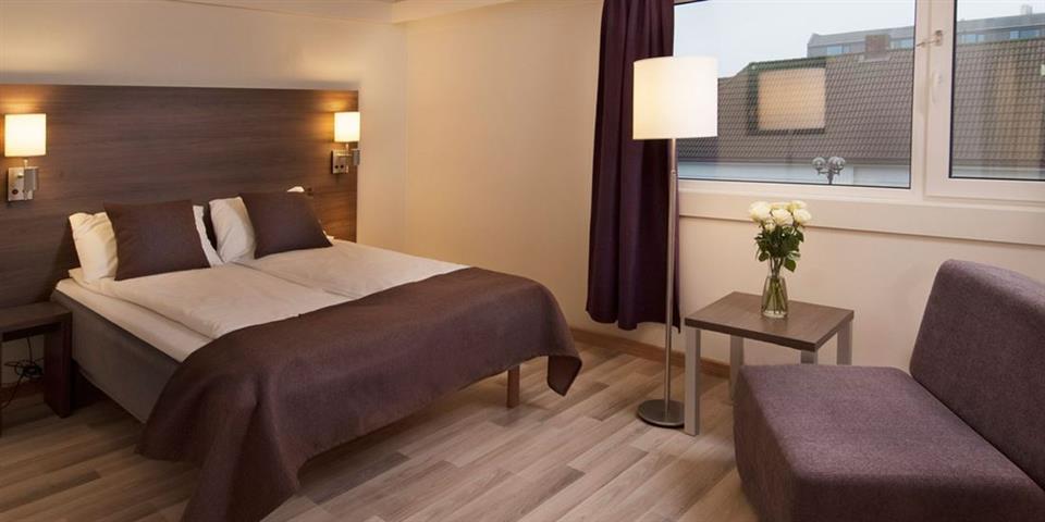 Thon Hotel Kristiansand Dubbelrum