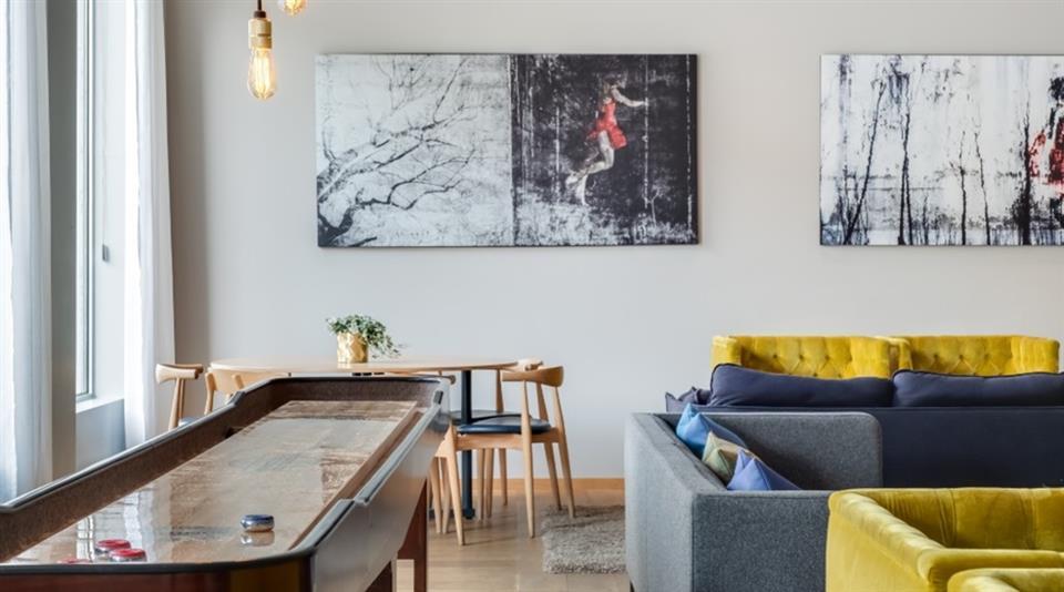 Quality Hotel Residence, Sandnes Shuffleboard