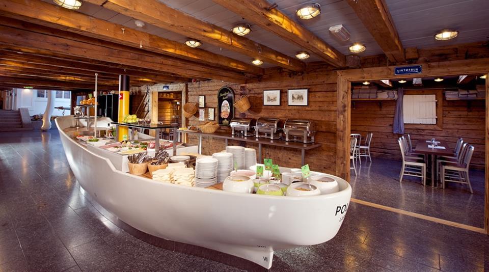 Clarion Collection Hotel Atlantic Frukost
