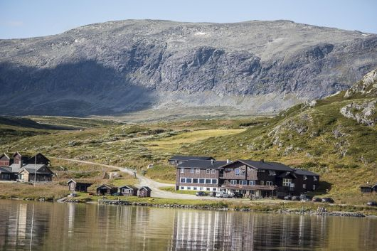 Bergsjøstølen Fasad