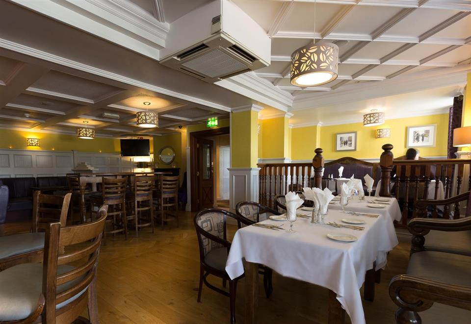 Ballyliffin Hotel Dining Room