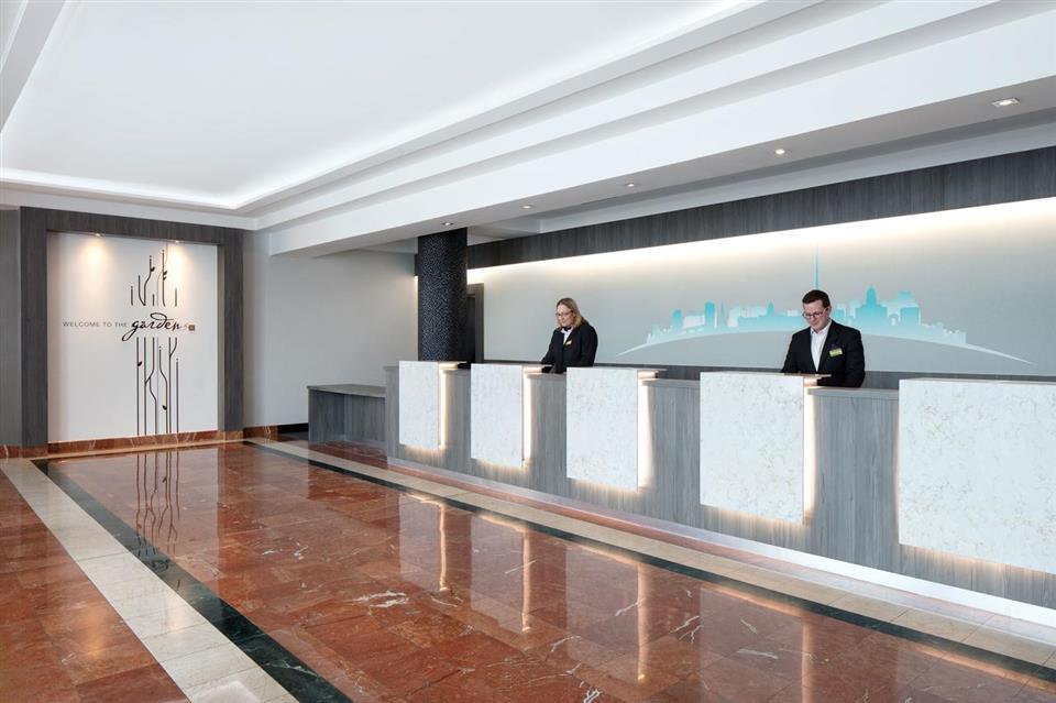Hilton Garden Inn Reception