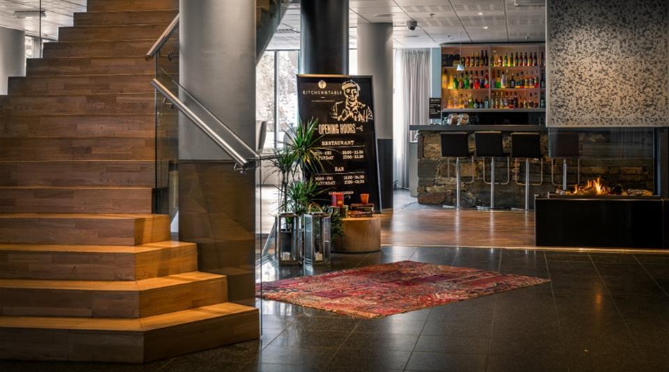 Clarion Hotel Stavanger Trappa